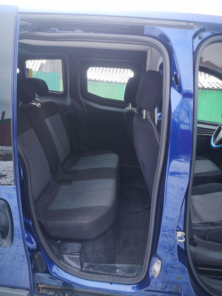 Peugeot Bipper Tepee 2008 синий - фото 16