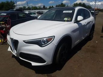 Продажа б/у Alfa Romeo Stelvio - купить на Автобазаре