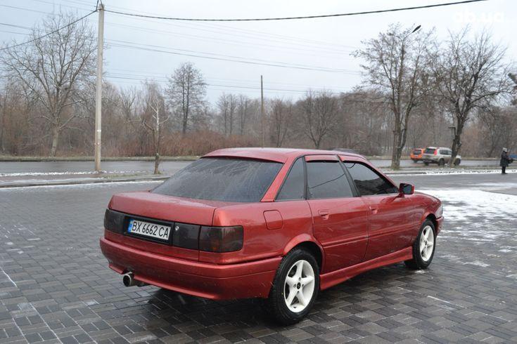Audi 80 1987 - фото 8