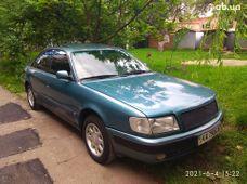 Автомобиль бензин Ауди 100 1991 года б/у - купить на Автобазаре