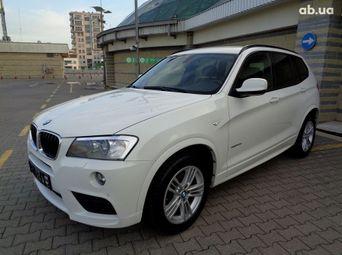 Автомобиль дизель БМВ X3 б/у - купить на Автобазаре