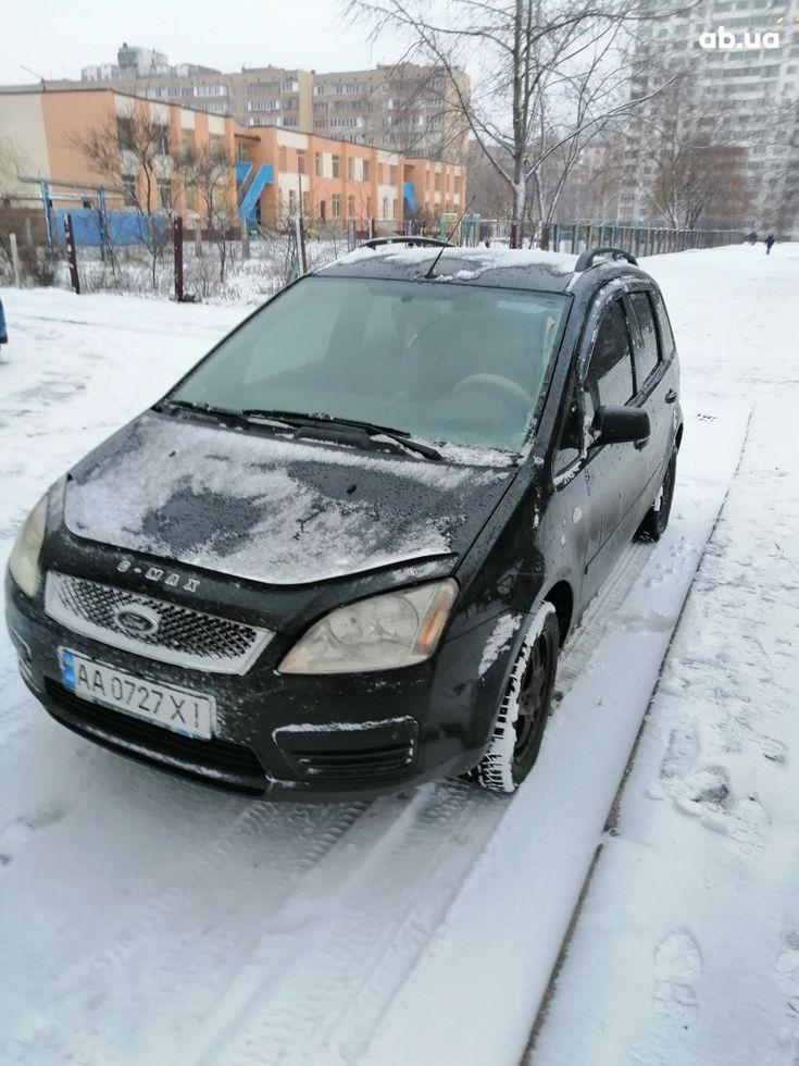 Ford C-Max 2007 черный - фото 5