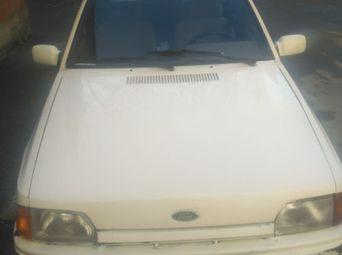 Автомобиль бензин Форд Escort 1989 года б/у - купить на Автобазаре