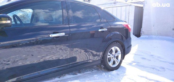 Ford Focus 2014 черный - фото 3