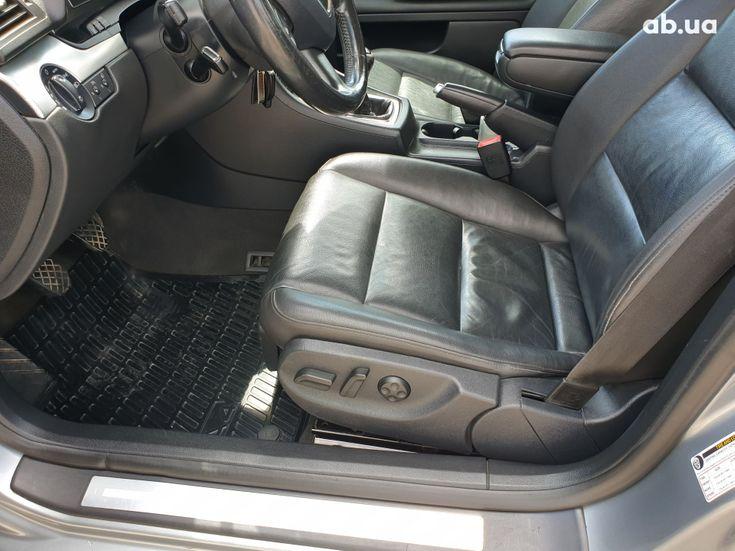 Audi A4 2007 серый - фото 13