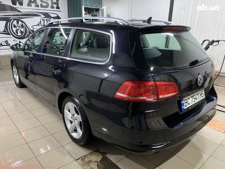 Volkswagen Passat 2014 черный - фото 12