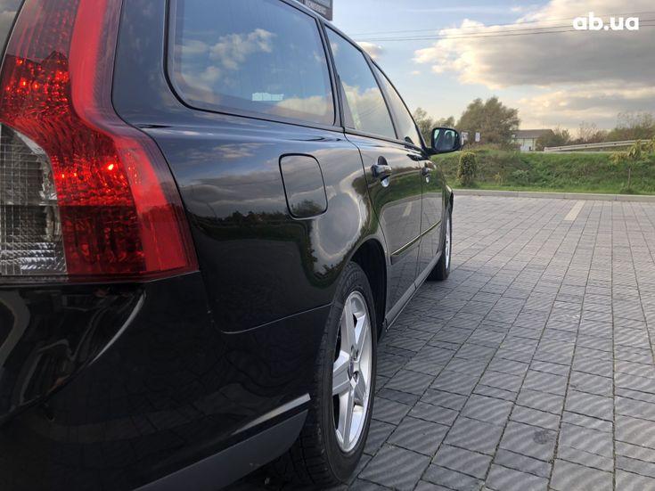 Volvo V50 2009 черный - фото 11