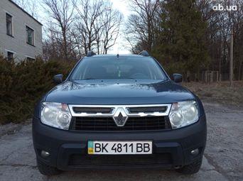 Продажа б/у Renault Duster Механика - купить на Автобазаре