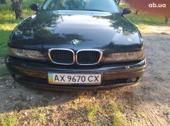 Продажа б/у BMW 5 серия Механика 2002 года - купить на Автобазаре