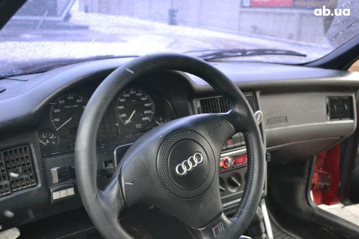 Audi 80 1987 - фото 13