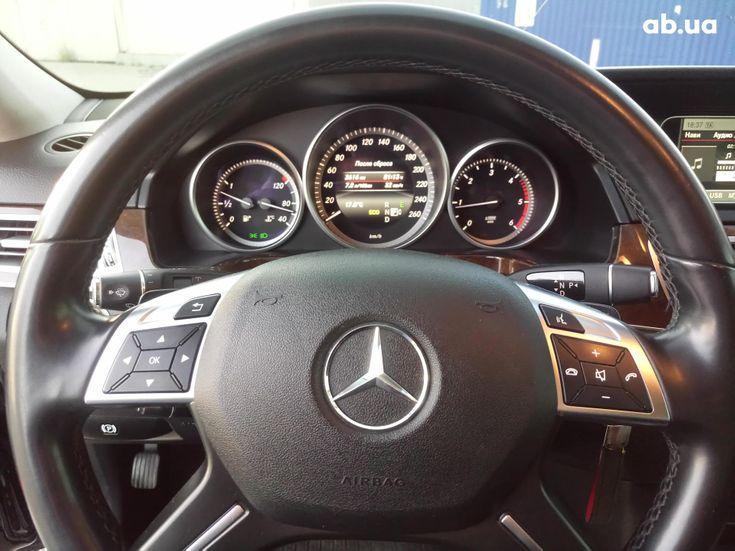 Mercedes-Benz E-Класс 2014 черный - фото 6