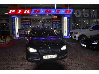 Продажа б/у BMW 5 серия 2014 года во Львове - купить на Автобазаре