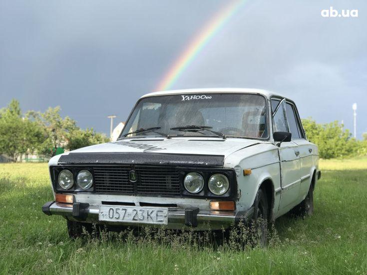 ВАЗ 2106 1991 белый - фото 1