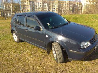 Продажа б/у Volkswagen Golf 2000 года - купить на Автобазаре