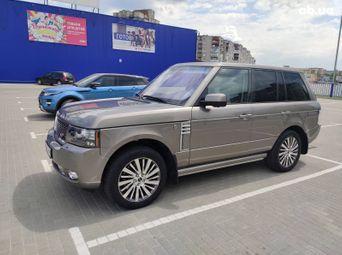 Купить Land Rover Range Rover бензин бу - купить на Автобазаре