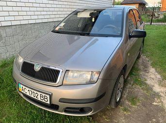 Автомобиль бензин Шкода Fabia 2007 года б/у - купить на Автобазаре