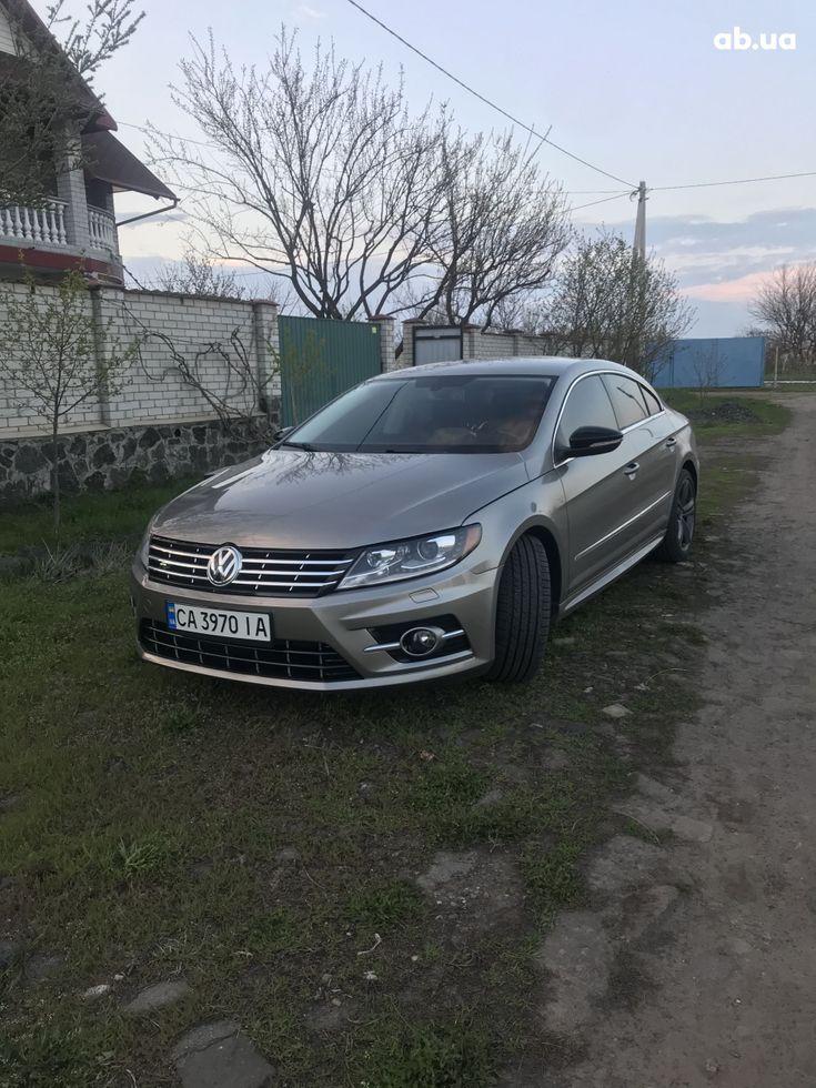 Volkswagen Passat CC 2014 - фото 1