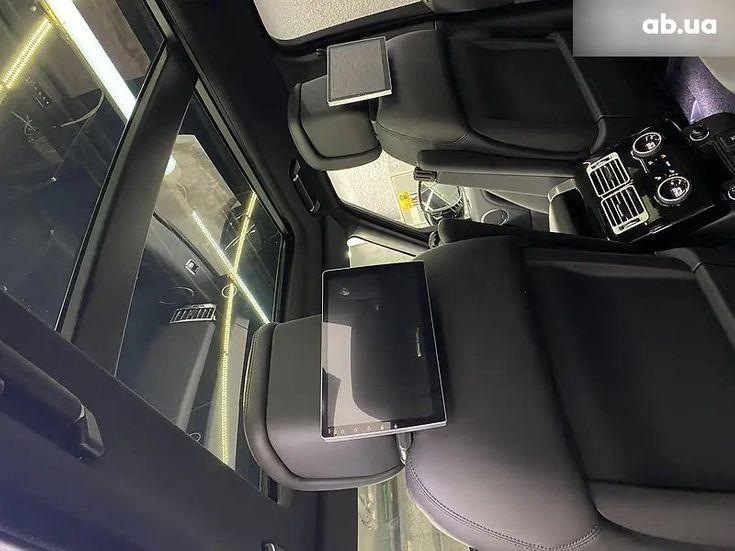 Land Rover Range Rover 2019 черный - фото 11
