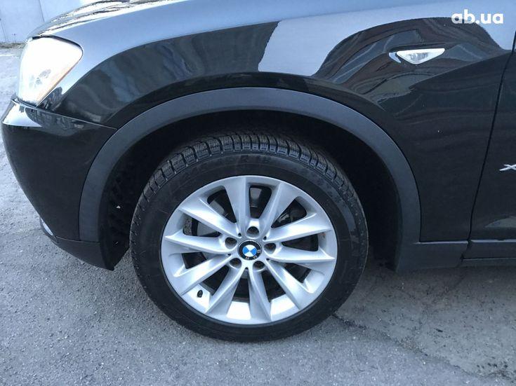 BMW X3 2013 черный - фото 6