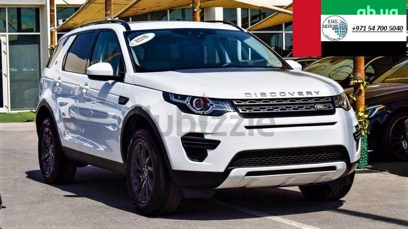 Land Rover Discovery Sport 2018 года в Киеве